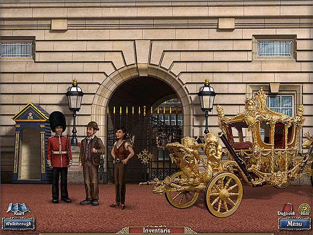 Spel Screenshot 1 Big City Adventure: London Story
