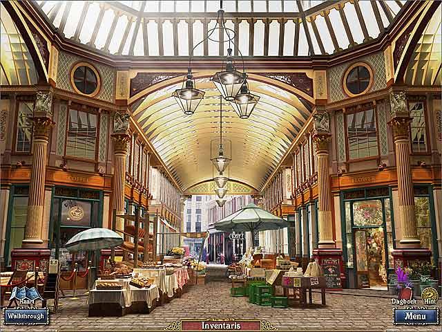 Spel Screenshot 2 Big City Adventure: London Story