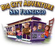 Feature Screenshot Spel Big City Adventure: San Francisco