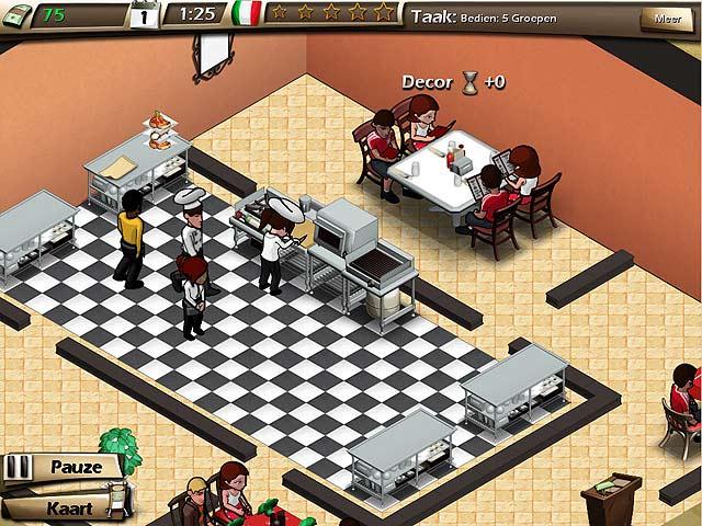Spel Screenshot 1 Bistro Boulevard