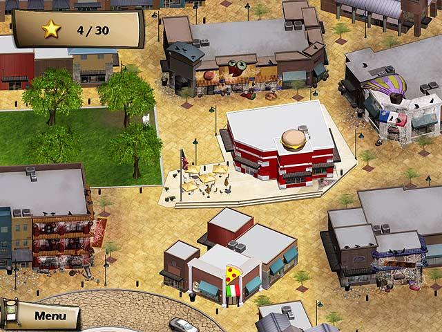 Spel Screenshot 2 Bistro Boulevard