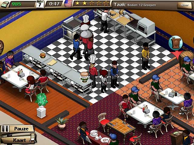 Spel Screenshot 3 Bistro Boulevard