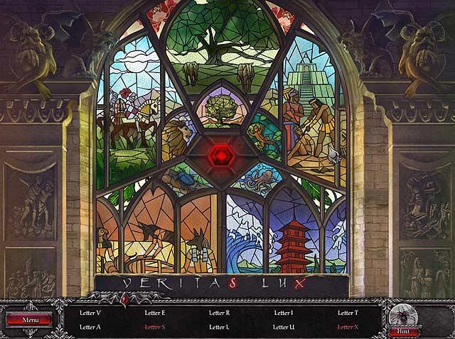 Spel Screenshot 2 Blood and Ruby