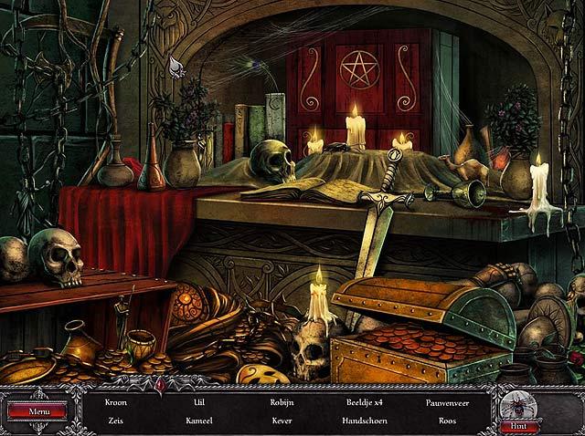 Spel Screenshot 3 Blood and Ruby