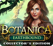 Feature Screenshot Spel Botanica: Earthbound Collector's Edition