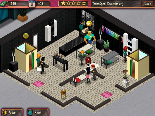 Spel Screenshot 3 Boutique Boulevard