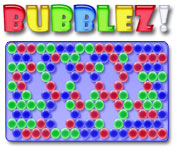 Feature Screenshot Spel Bubblez