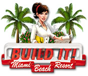 Feature Screenshot Spel Build It! Miami Beach Resort