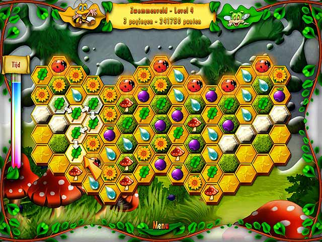 Spel Screenshot 1 BumbleBee Jewel