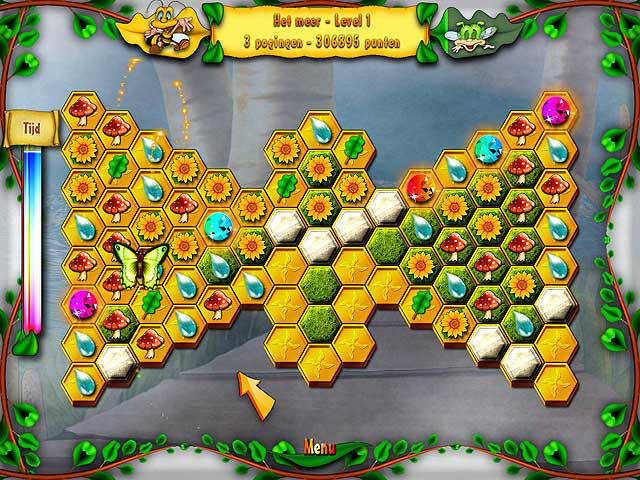 Spel Screenshot 3 BumbleBee Jewel