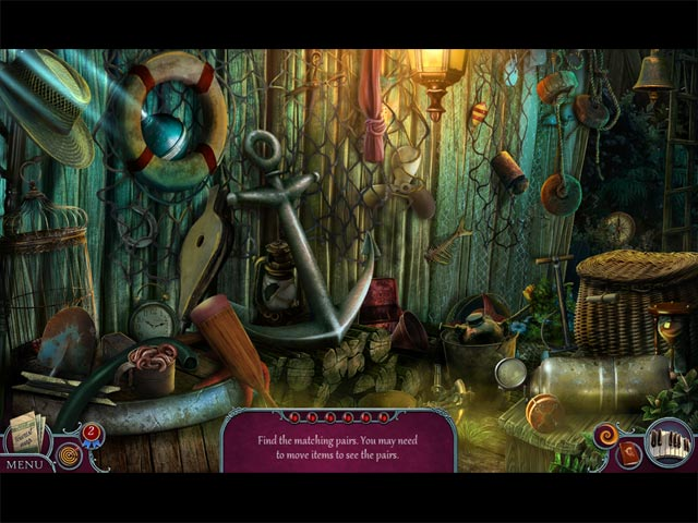 Spel Screenshot 3 Cadenza: The Kiss of Death Collector's Edition
