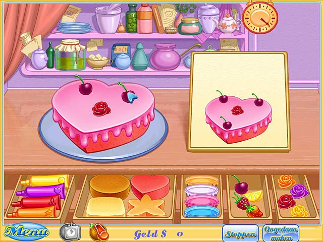 Spel Screenshot 3 Cake Mania 3