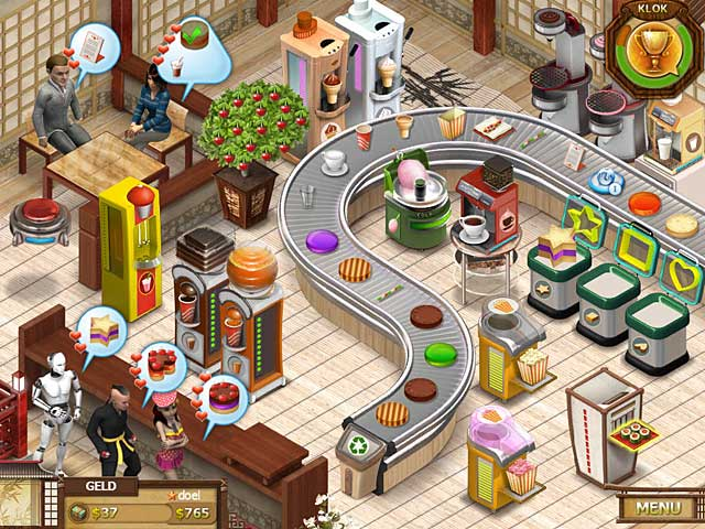Spel Screenshot 3 Cake Shop 3