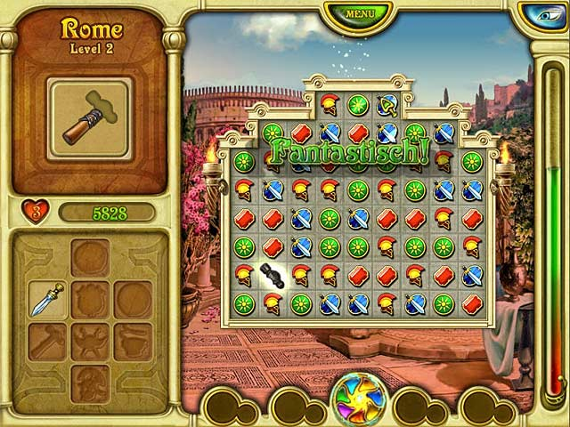 Spel Screenshot 1 Call of Atlantis