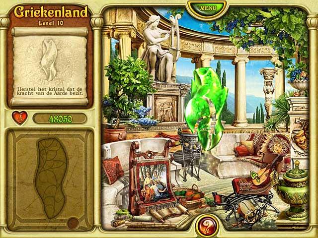 Spel Screenshot 2 Call of Atlantis
