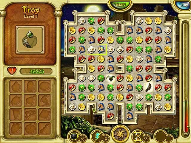 Spel Screenshot 3 Call of Atlantis
