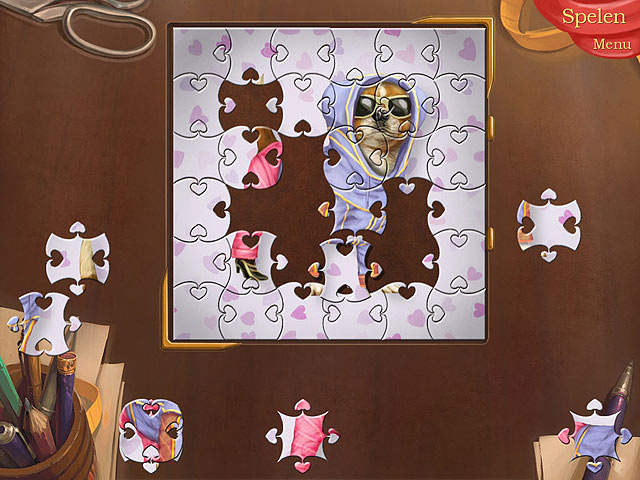 Spel Screenshot 2 Catwalk Pups