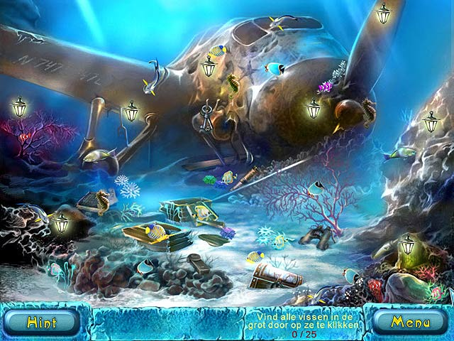 Spel Screenshot 1 Charm Tale 2: Mermaid Lagoon