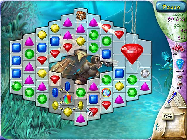Spel Screenshot 2 Charm Tale 2: Mermaid Lagoon