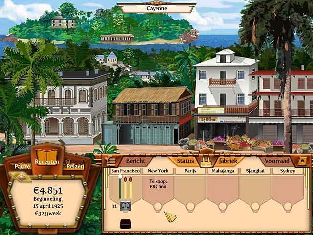 Spel Screenshot 1 Chocolatier 2: Secret Ingredients