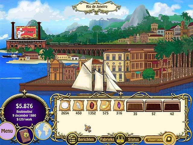 Spel Screenshot 1 Chocolatier