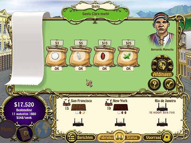 Spel Screenshot 3 Chocolatier