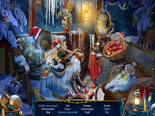 Spel Screenshot 1 Christmas Stories: De Notenkraker