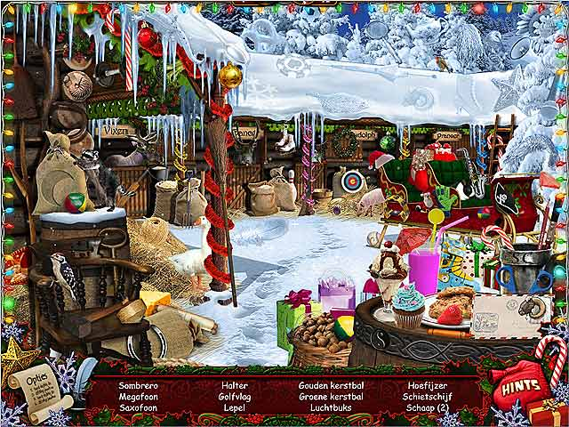 Spel Screenshot 1 Christmas Wonderland 2