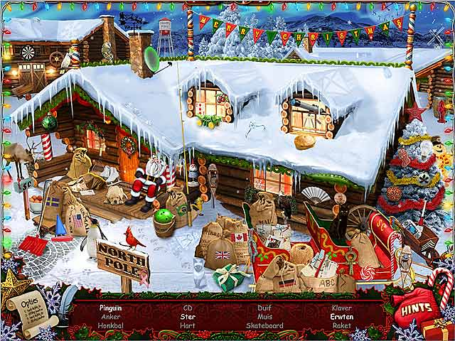 Spel Screenshot 3 Christmas Wonderland 2