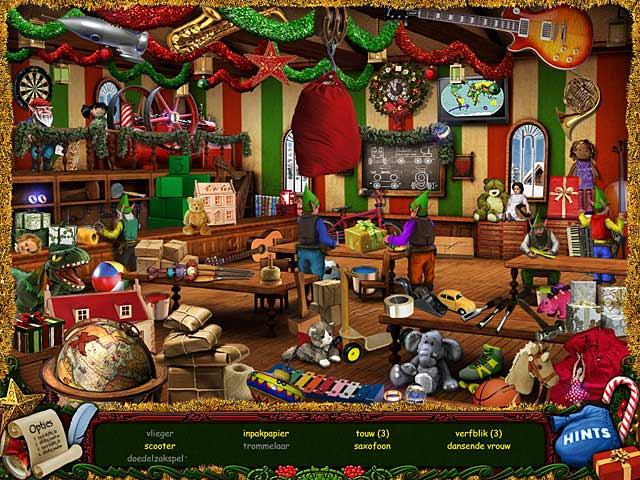 Spel Screenshot 2 Christmas Wonderland