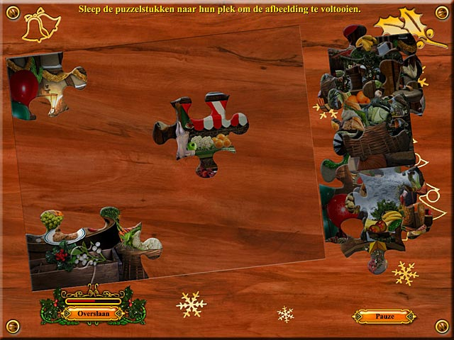 Spel Screenshot 3 Christmas Wonderland