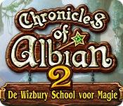 Chronicles of Albian 2: De Wizbury School voor Mag