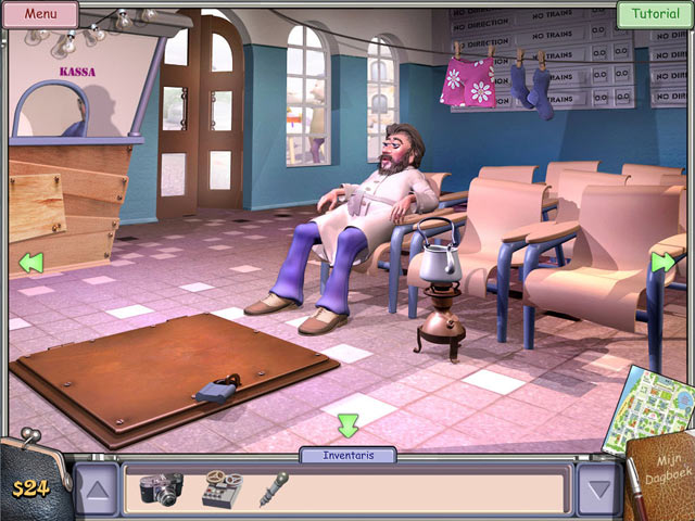 Spel Screenshot 3 City of Fools