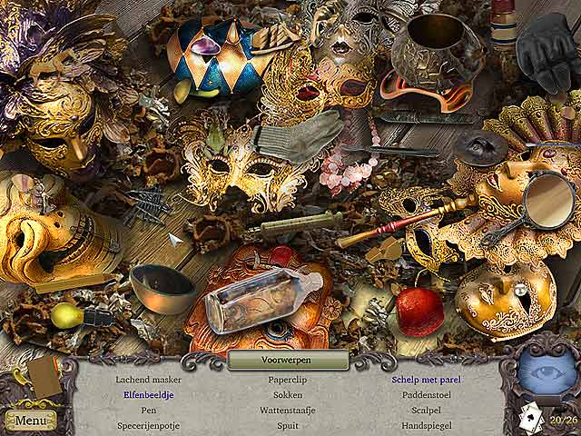 Spel Screenshot 3 Clairvoyant: De Verdwenen Goochelaar