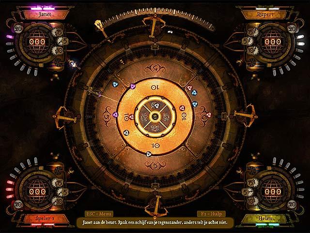 Spel Screenshot 2 Clockwork Crokinole