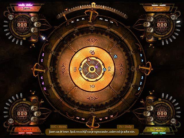 Spel Screenshot 3 Clockwork Crokinole