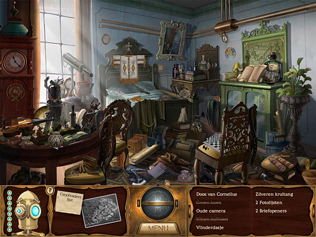 Spel Screenshot 1 The Clockwork Man
