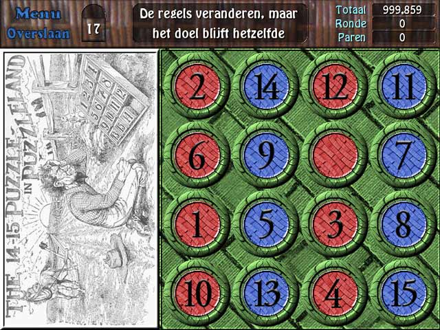 Spel Screenshot 3 Clutter II: He Said, She Said