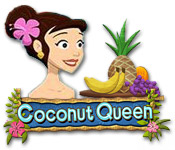 Feature Screenshot Spel Coconut Queen