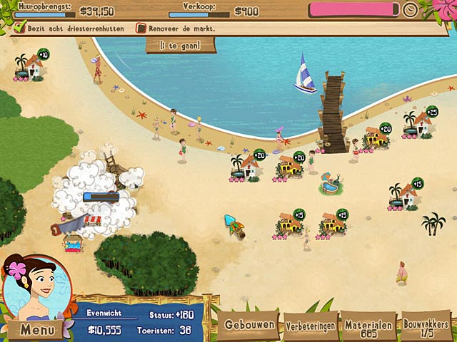Spel Screenshot 3 Coconut Queen