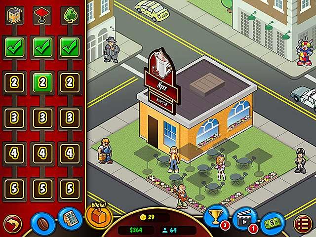 Spel Screenshot 2 Coffee Rush 3