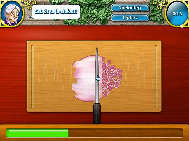 Spel Screenshot 1 Cooking Academy 2: World Cuisine