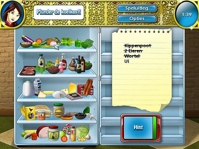 Spel Screenshot 2 Cooking Academy 2: World Cuisine