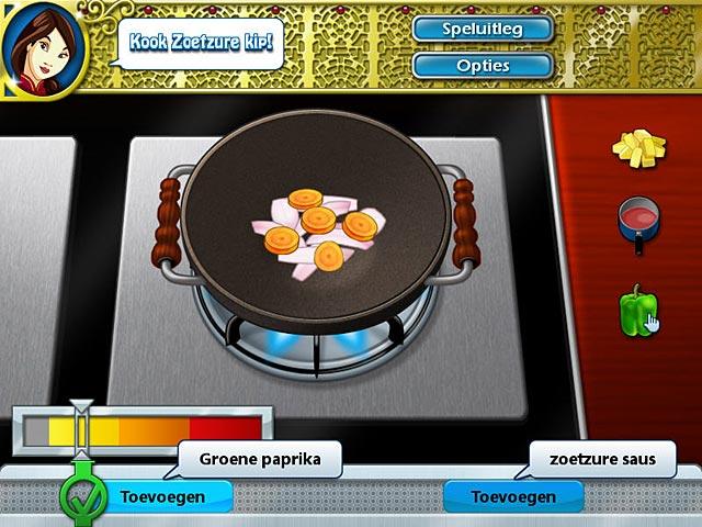 Spel Screenshot 3 Cooking Academy 2: World Cuisine