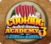 Cooking Academy 3: Culinaire Kunsten