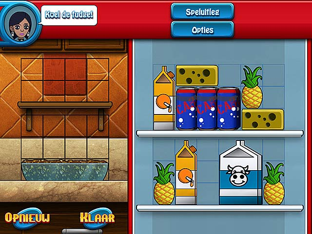 Spel Screenshot 1 Cooking Academy 3: Culinaire Kunsten