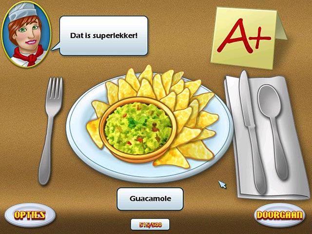 Spel Screenshot 1 Cooking Academy