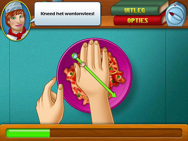 Spel Screenshot 2 Cooking Academy