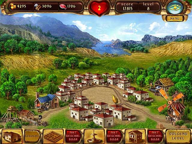 Spel Screenshot 2 Cradle of Rome