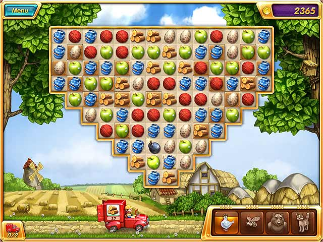 Spel Screenshot 1 Crop Busters
